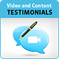 Video and Content Testimonial